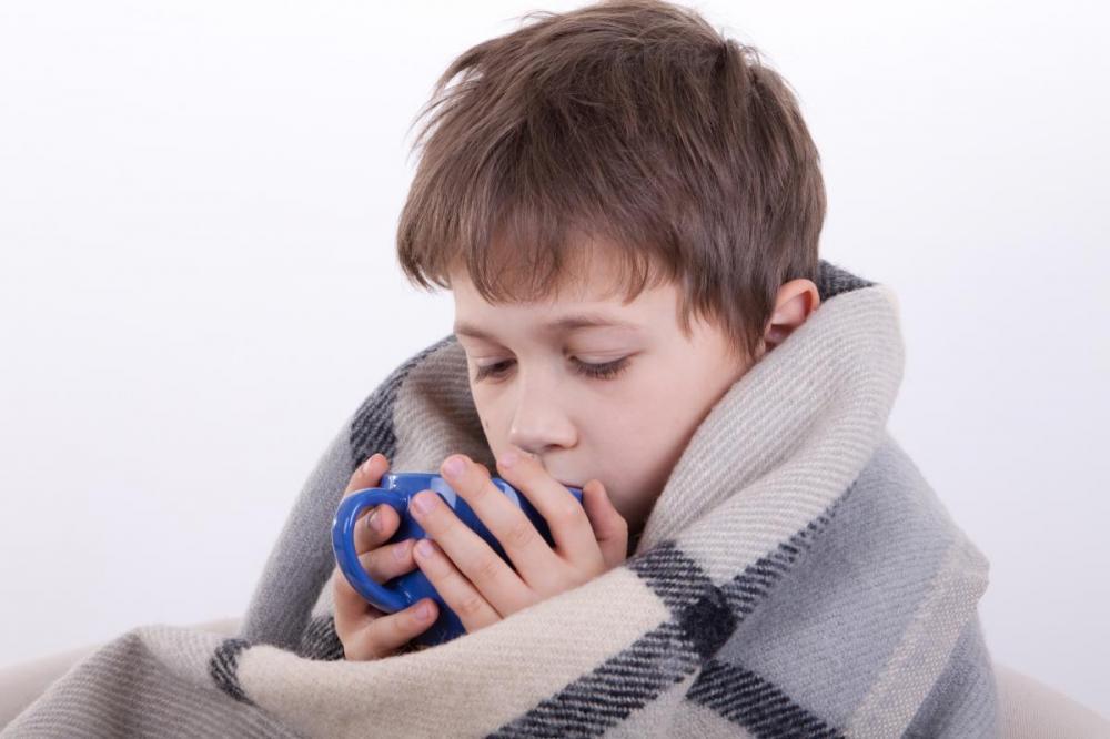 Простуда у ребёнка